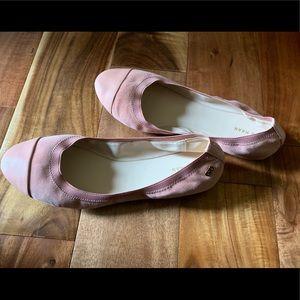 Cole Haan Pink Blush Ballet Flats, Stitch Fix